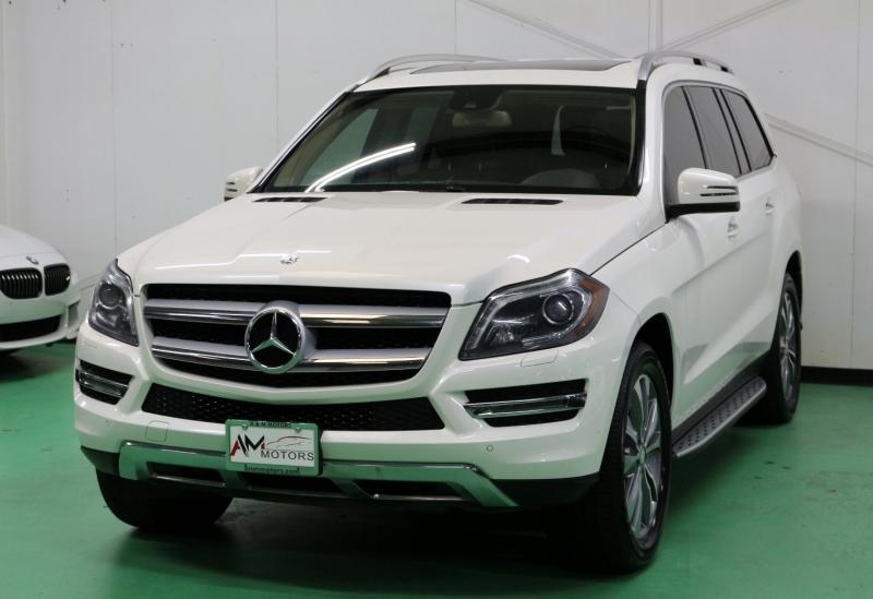 Mercedes-Benz GL-Class 2013 price $14,990