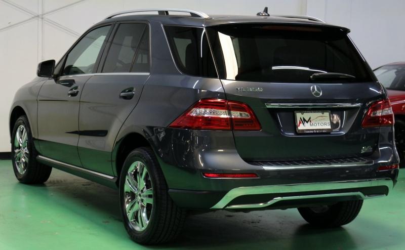 Mercedes-Benz M-Class 2015 price $16,490