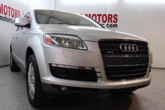 Audi Q Quattro Rd Row Seats Inventory A M Motors Auto - Audi 3rd row