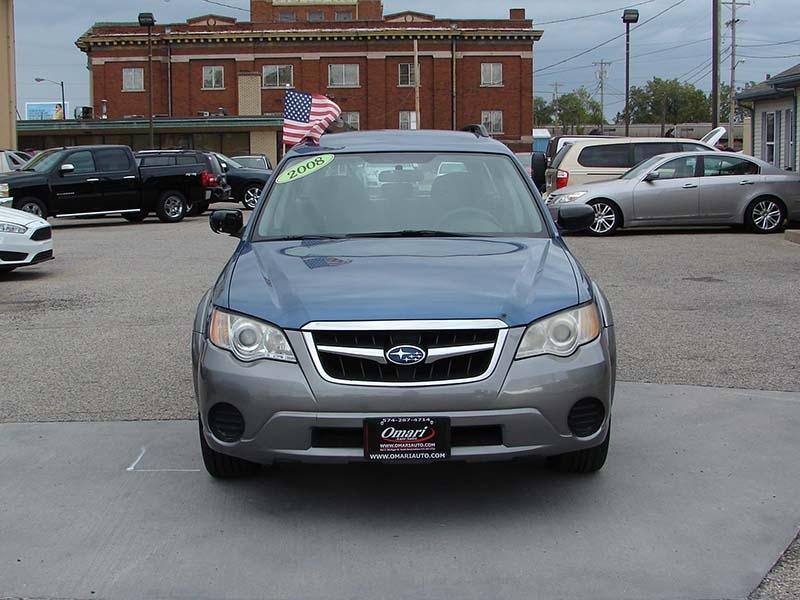 Subaru Outback (Natl) 2008 price $6,500