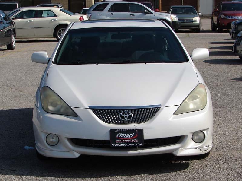 Toyota Camry Solara 2004 price $5,800
