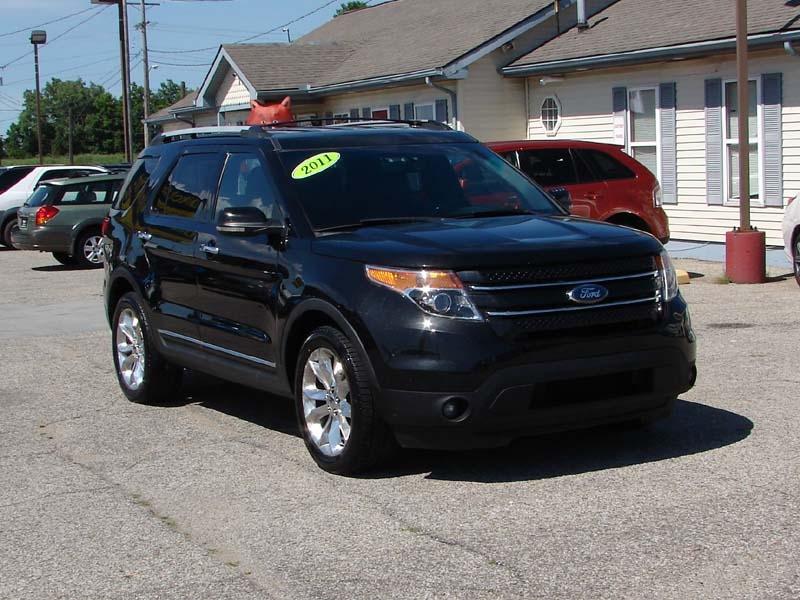 Ford Explorer 2011 price $13,200