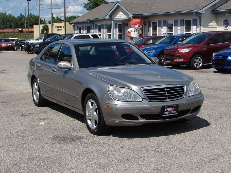 Mercedes-Benz S-Class 2004 price $7,400
