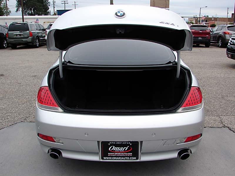 BMW 6-Series 2006 price $9,800