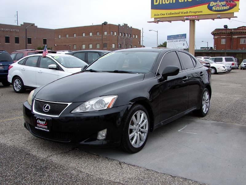 Lexus IS 250 2008 price $7,400