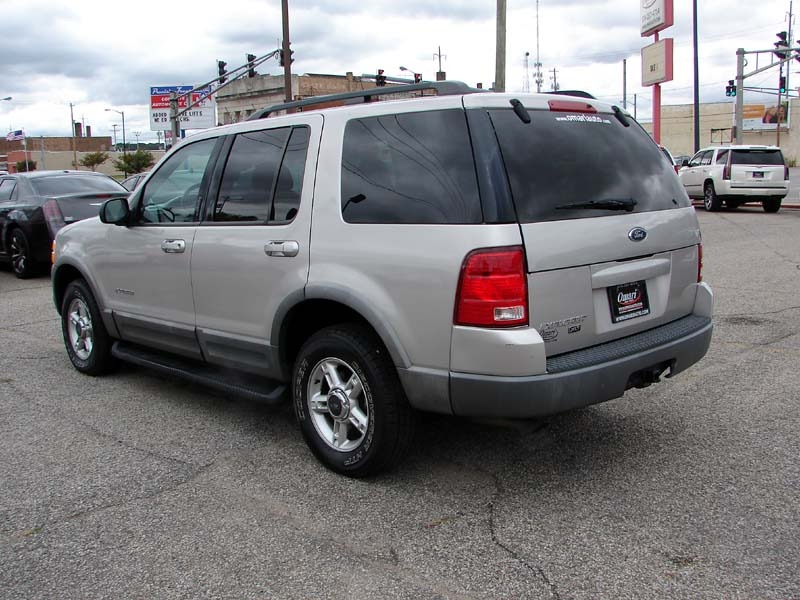 Ford Explorer 2002 price $5,300