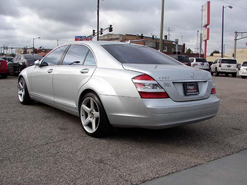 Mercedes-Benz S-Class 2008 price $12,300