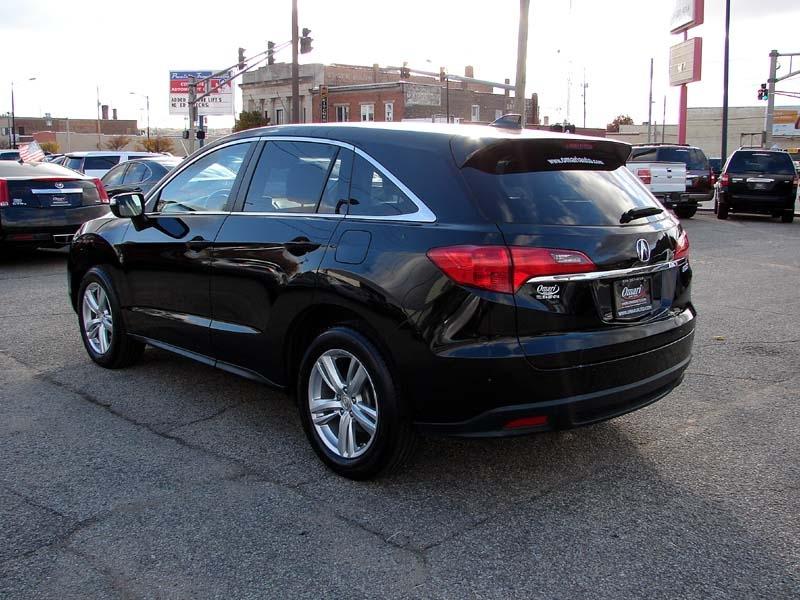 Acura RDX 2013 price $12,500