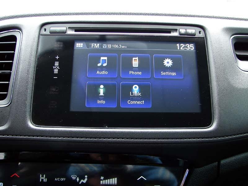 Honda HR-V 2016 price $14,800