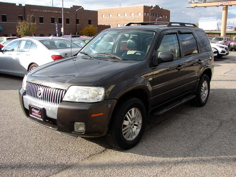 Mercury Mariner 2005 price $5,300