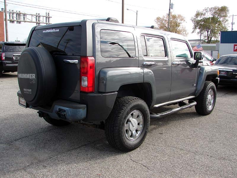 Hummer H3 2008 price $11,300