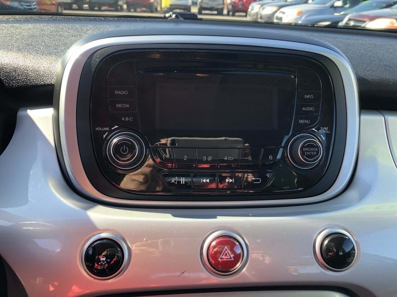 Fiat 500X 2016 price $8,800
