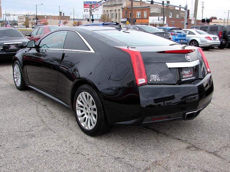 Cadillac CTS Coupe 2012 price $0