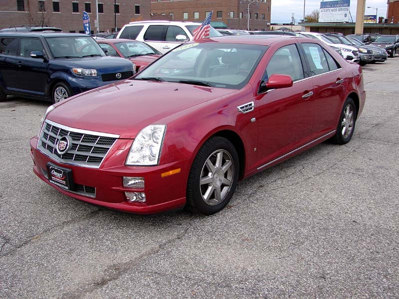 Cadillac STS 2008 price $8,900