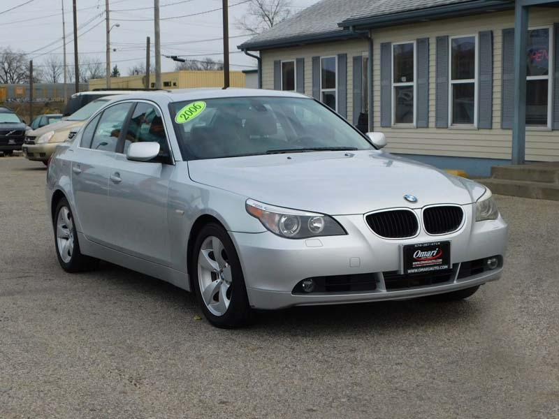 BMW 5-Series 2006 price $7,300
