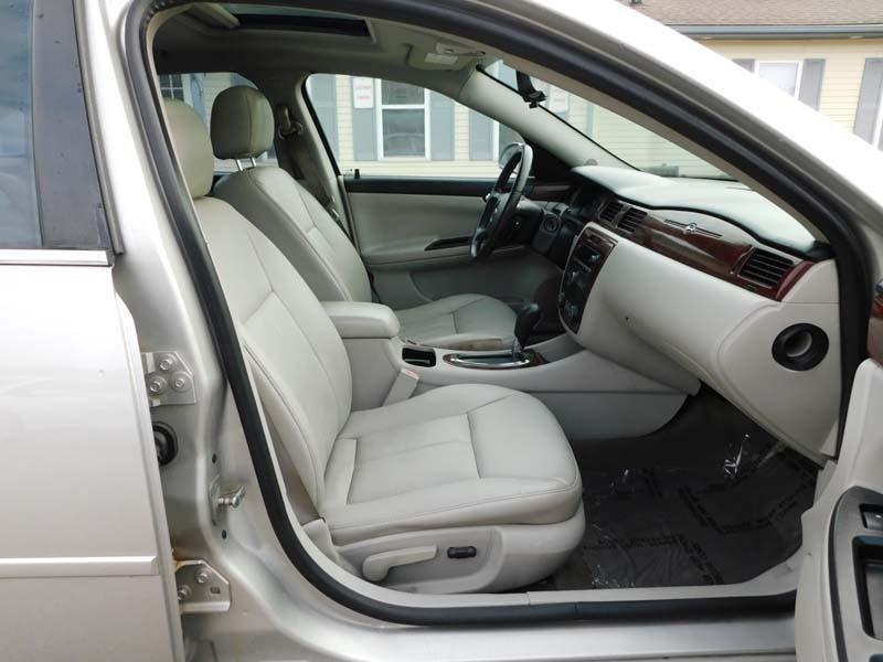 Chevrolet Impala 2008 price $4,800