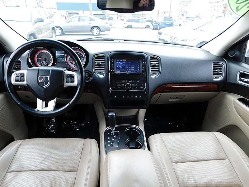 Dodge Durango 2012 price $15,800