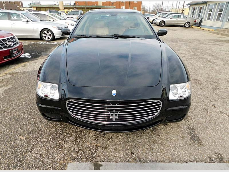 Used 2007 Maserati Quattroporte For Sale Near You Edmunds