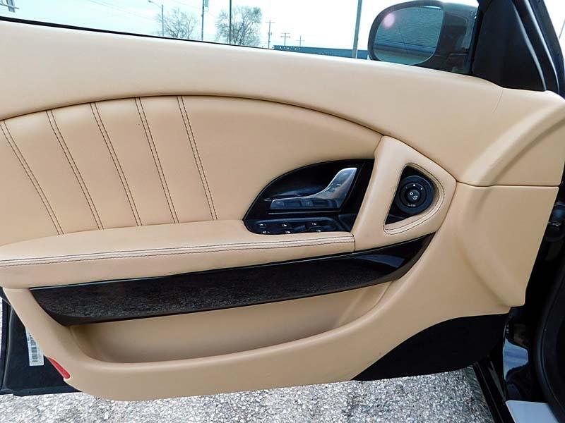 Maserati Quattroporte 2007 price $17,800
