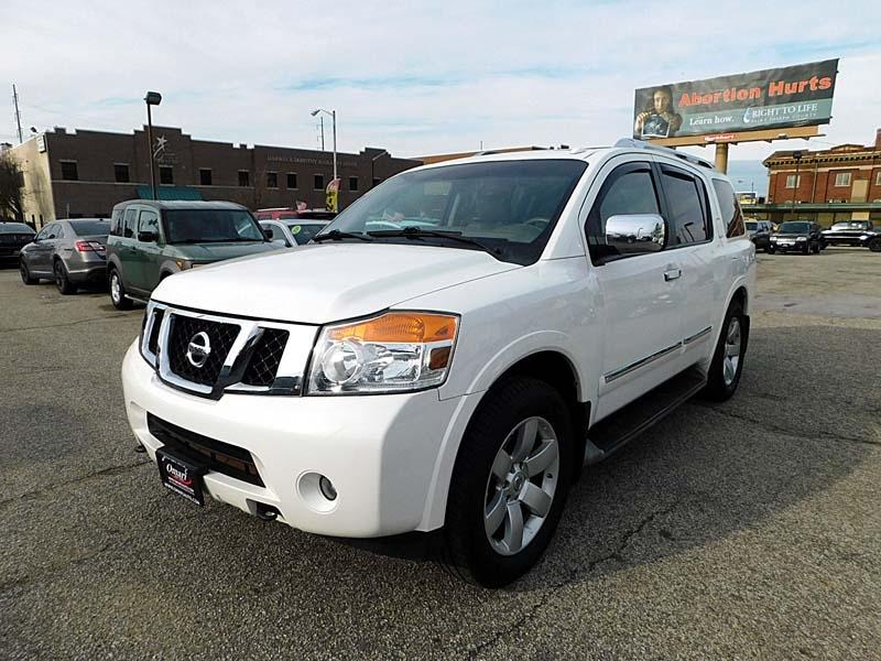 Nissan Armada 2011 price $14,800