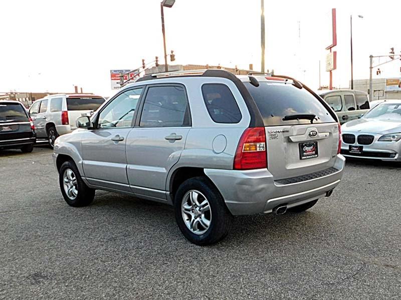 Kia Sportage 2005 price $5,800