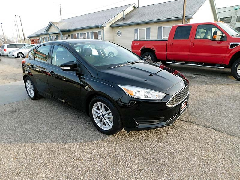 Ford Focus 2018 price $15,800