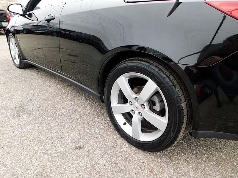 Pontiac G6 2007 price $5,400