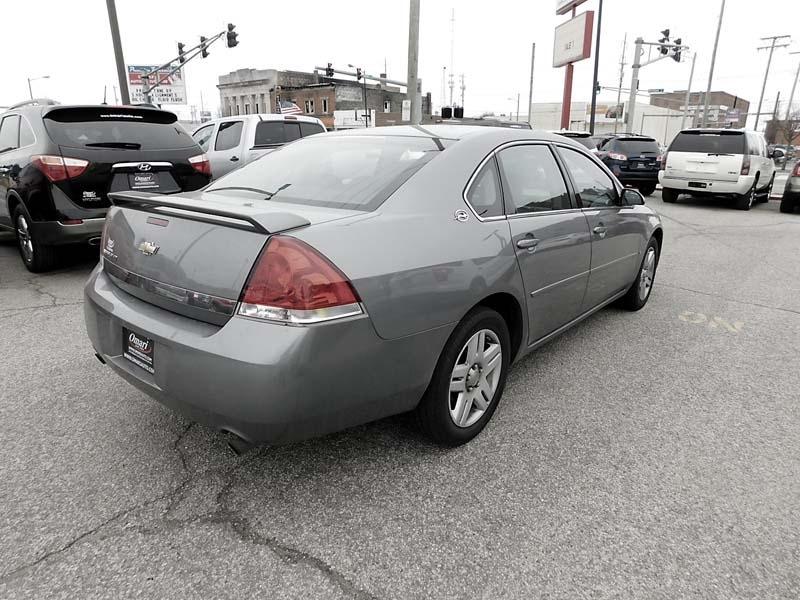 Chevrolet Impala 2006 price $6,300