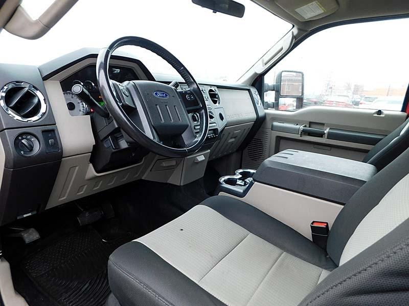 Ford Super Duty F-250 SRW 2008 price $17,800