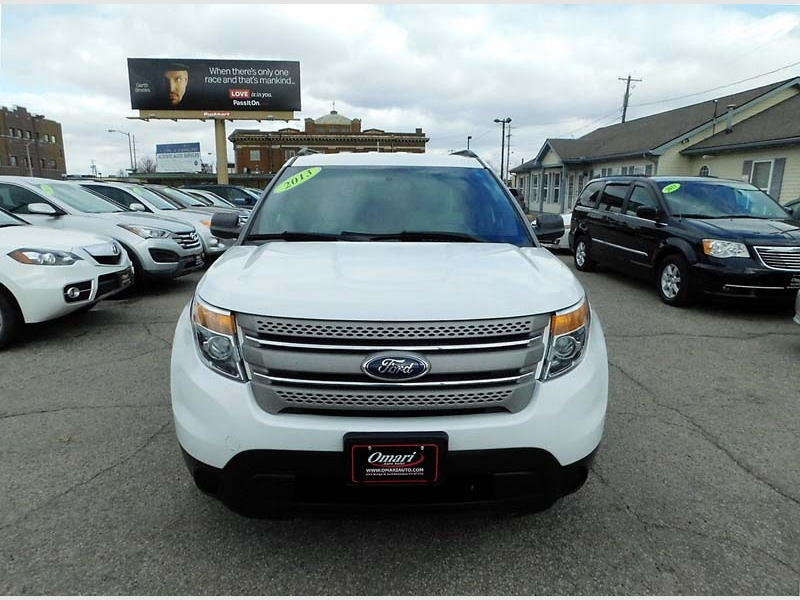 Ford Explorer 2013 price $10,800