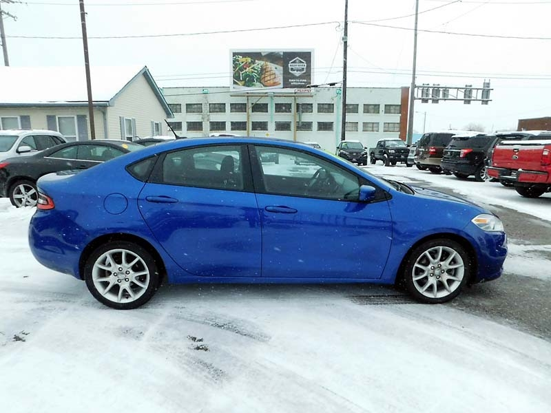 Dodge Dart 2013 price $8,300