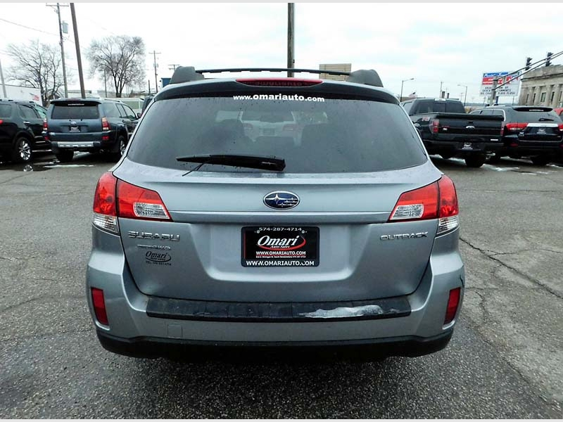 Subaru Outback 2010 price $9,600