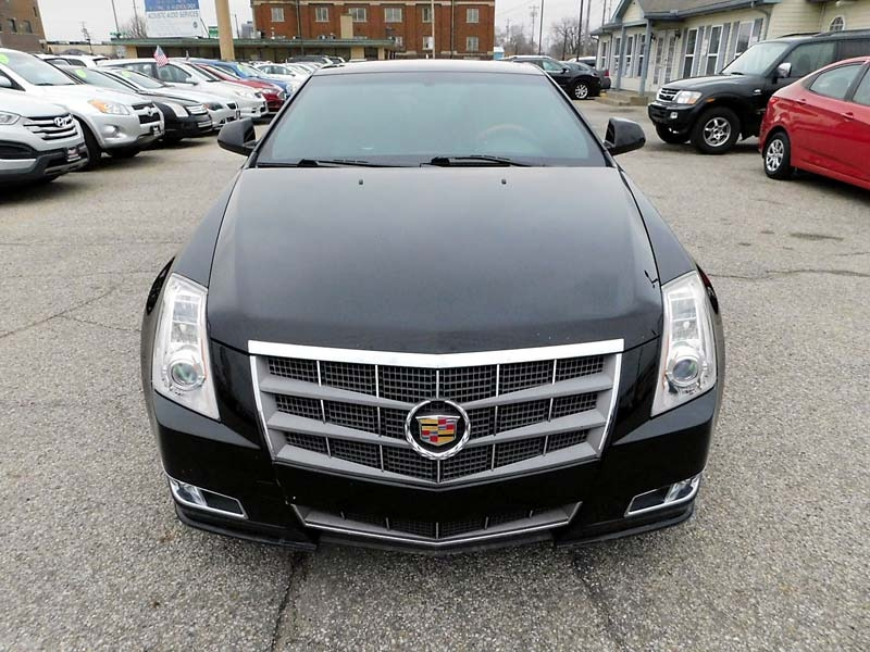Cadillac CTS 2011 price $13,800