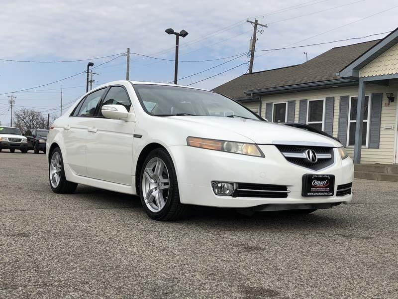 Acura TL 2008 price $7,400