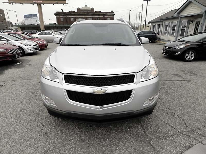 Chevrolet Traverse 2012 price $7,900