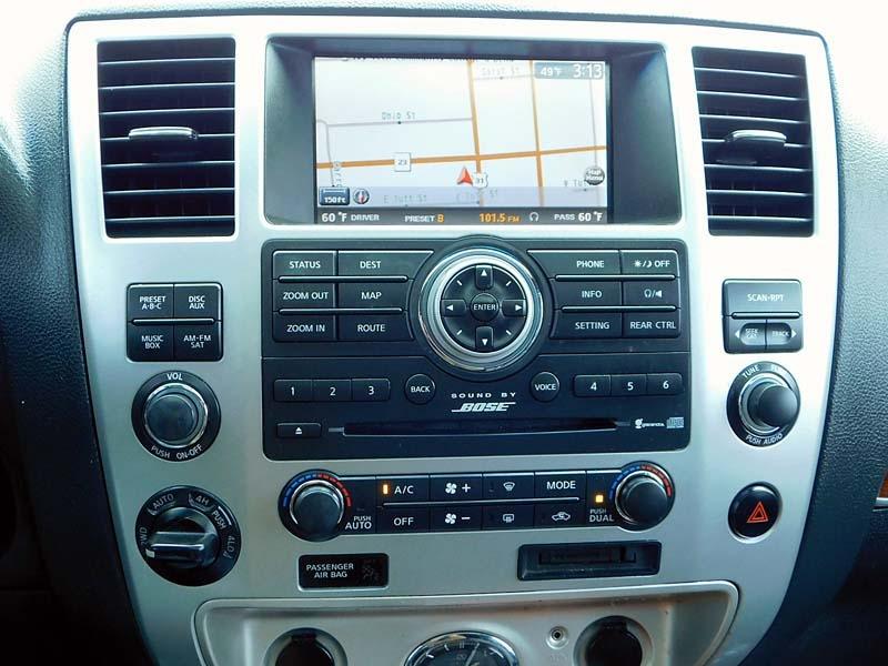 Infiniti QX 56 2008 price $10,800