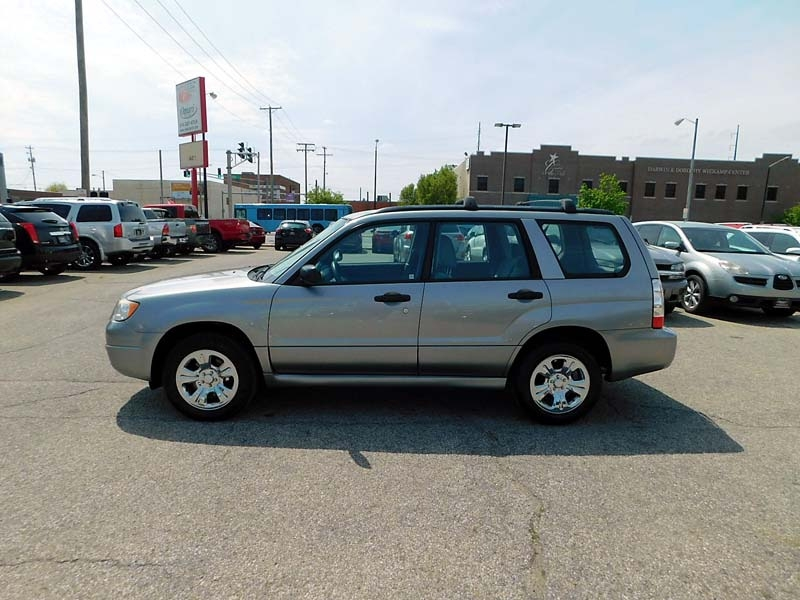 Subaru Forester 2007 price $5,600
