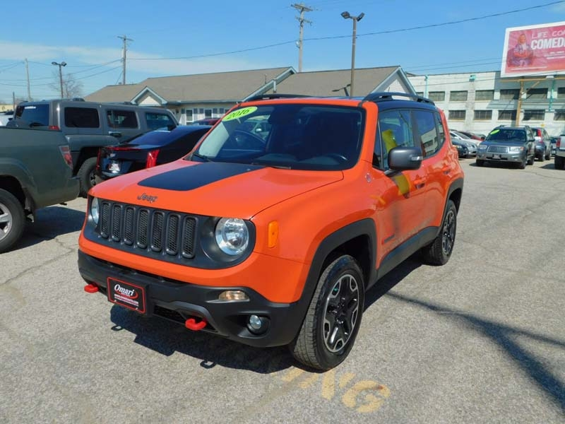 Jeep Renegade 2016 price $18,900