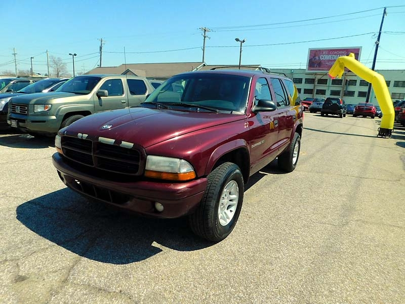 Dodge Durango 2001 price $3,400
