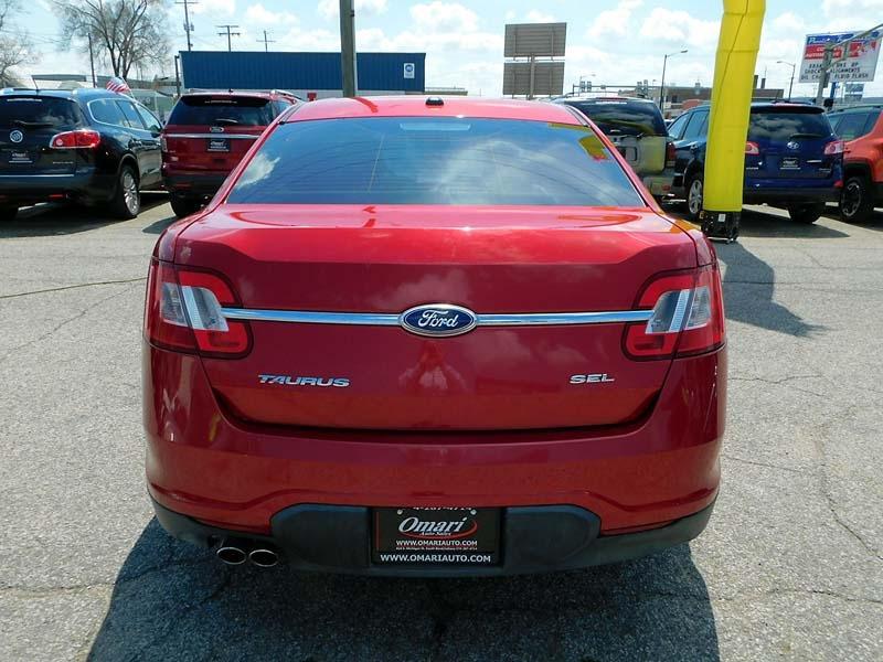 Ford Taurus 2011 price $6,900
