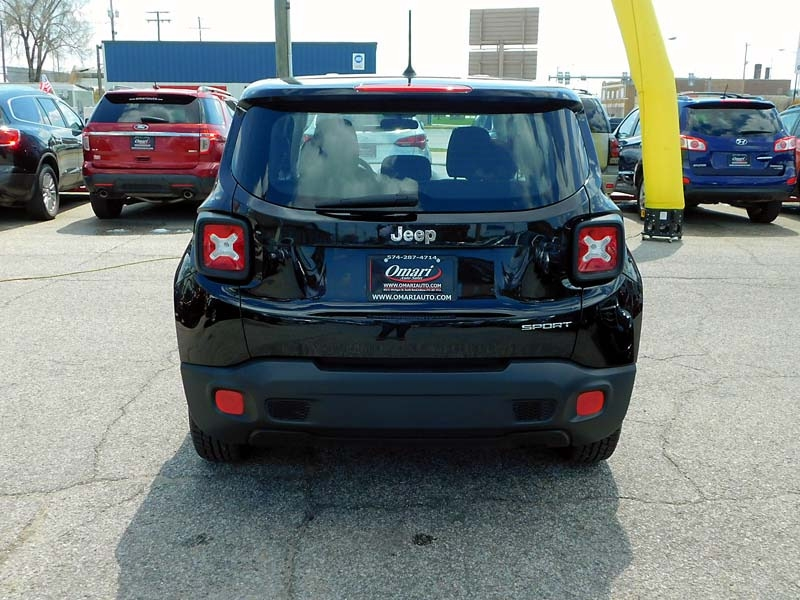 Jeep Renegade 2017 price $13,800