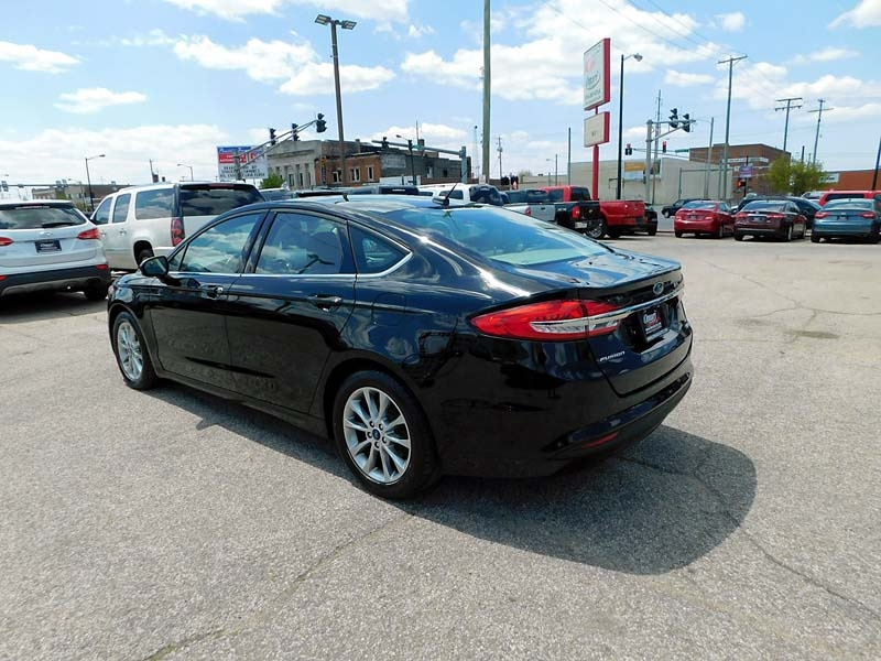 Ford Fusion 2017 price $12,800