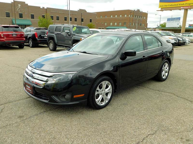 Ford Fusion 2012 price $6,800
