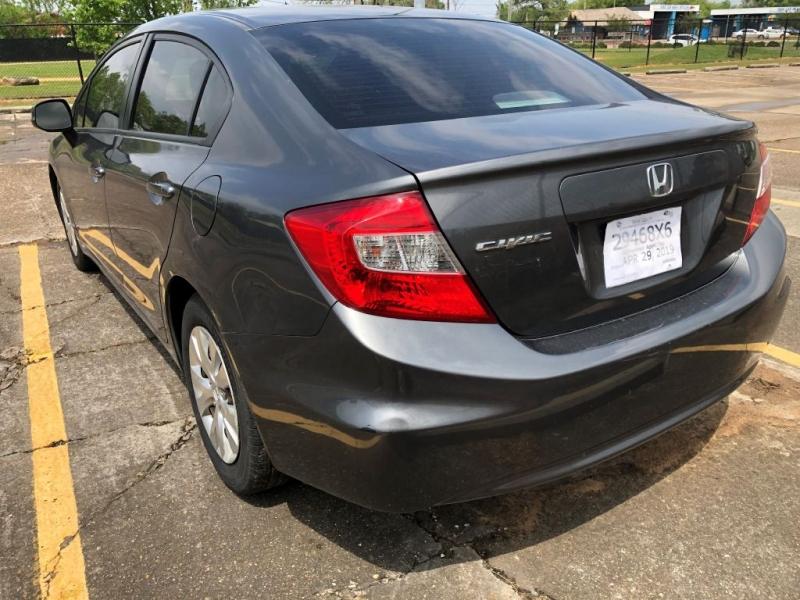 HONDA CIVIC 2012 price $2,000 Down