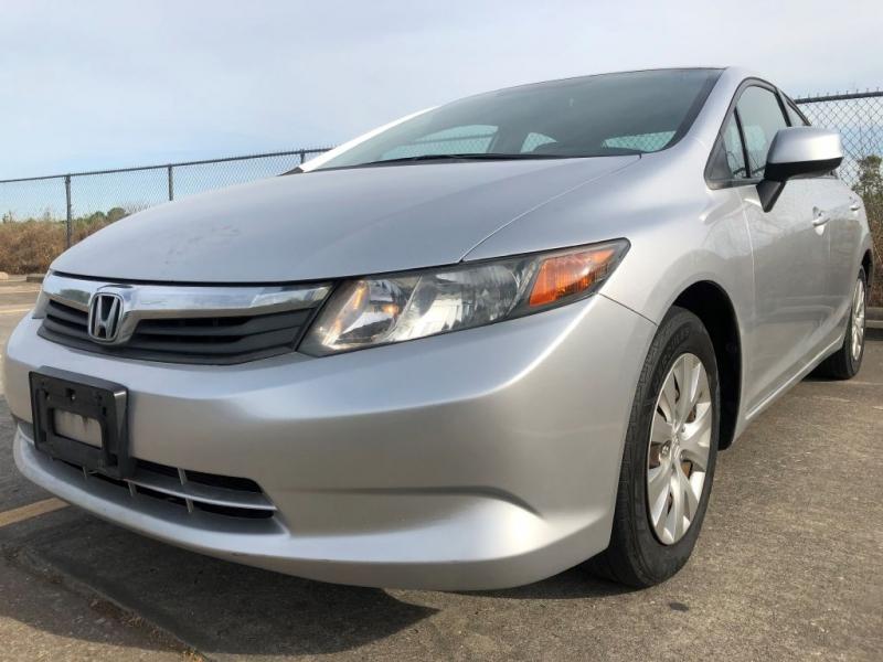 HONDA CIVIC 2012 price $2,500 Down