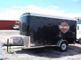 TNT Enclosed Trailer 2013