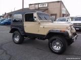 Jeep CJ7 1978