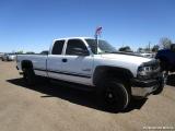 Chevrolet Silverado 2500 2002