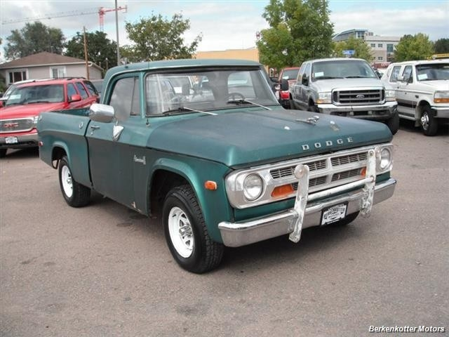 1971 Dodge 150