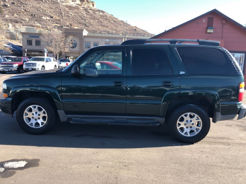 Chevrolet Tahoe 2002 price $4,995